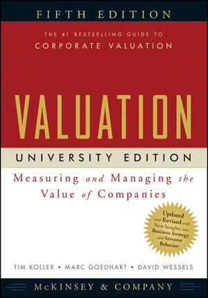Solution Manual (Complete Download) for   [Ch1 ~ 36] Valuation: Measuring and Managing the Value of Companies