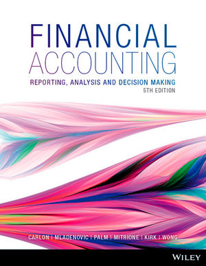 Solution manual for Financial Accounting: Reporting