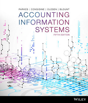 Solution manual for Accounting Information Systems 5th Edition by Parkes
