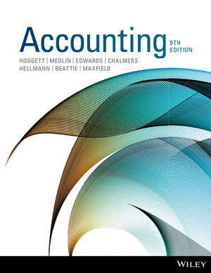 Solution manual for Accounting 9th Edition by Hoggett