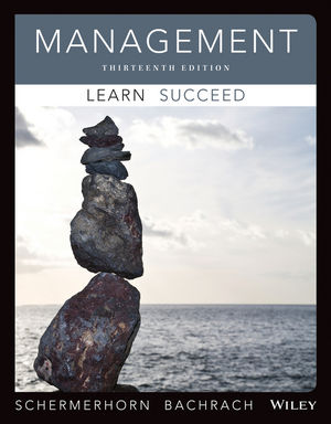 Solution manual for Management 13th Edition by Schermerhorn