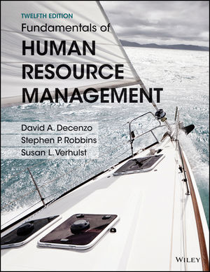 Solution manual for Fundamentals of Human Resource Management 12th Edition by Decenzo