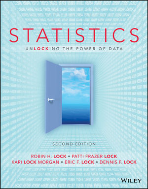 Test bank for Statistics: Unlocking the Power of Data 2nd Edition by Lock