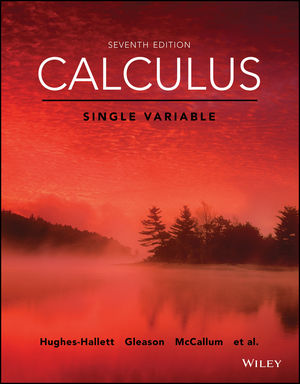 Test bank for Calculus: Single Variable 7th Edition by Hughes-Hallett
