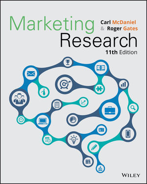 Test bank for Marketing Research 11th Edition by Mcdaniel