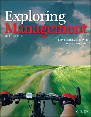 Solution manual for Exploring Management 6th Edition by Schermerhorn