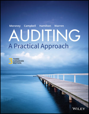 Test bank for Auditing: A Practical Approach 3rd Edition by Moroney