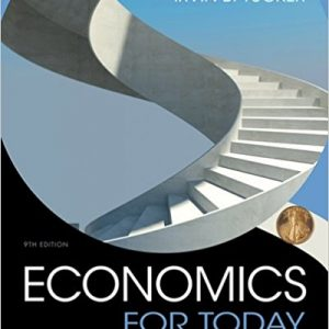 Solution manual for Economics For Today 9th Edition by Tucker