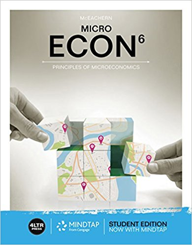 Test bank for ECON MICRO 6th Edition William A. McEachern ISBN: 9781337408059 9781337408059