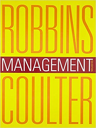Solution manual Management 12E Robbins