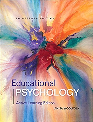 Solution manual Educational Psychology Active Learning Edition 13E Woolfolk