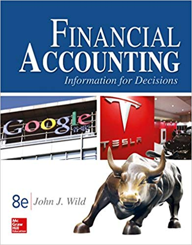 Solution manual Financial Accounting Information For Decisions 8E Wild