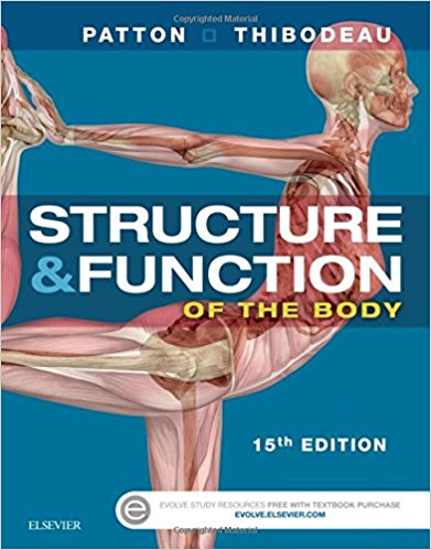 Test Bank Structure & Function Of The Body - Softcover 15E Patton