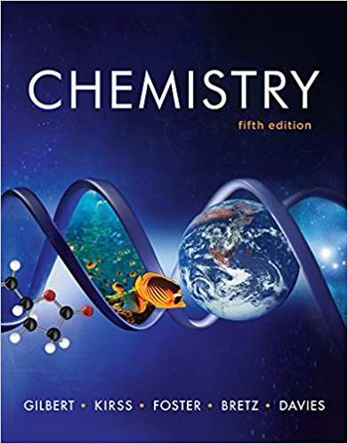 Solution manual Chemistry The Science In Context 5E Gilbert
