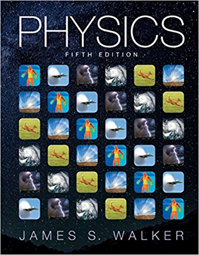 Solution manual Physics 5E Walker