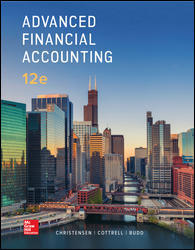 Solution manual Advanced Financial Accounting 12E Christensen