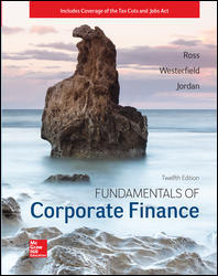 Solution manual Fundamentals Of Corporate Finance 12E Ross