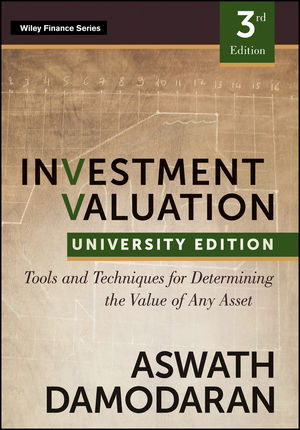 Solution manual Investment Valuation Tools And Techniques For Determining The Value Of Any Asset 3E Damodaran