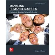 Solution manual Managing Human Resources 11E Cascio