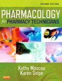 Solution manual Pharmacology For Pharmacy Technicians 2E Moscou