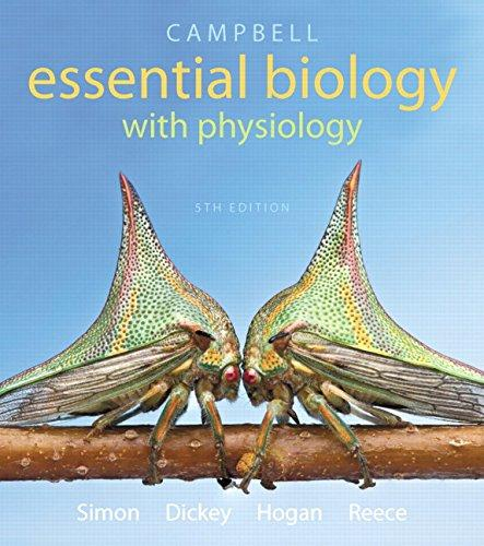 Test Bank Campbell Essential Biology With Physiology 5E Simon