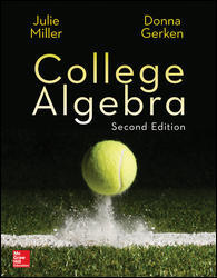 Test Bank College Algebra 2E Miller