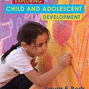 Test Bank Exploring Child & Adolescent Development 1E Berk