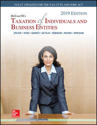 Test Bank Mcgraw-Hill'S Taxation Of Individuals And Business Entities 10E Spilker