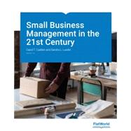 Test Bank Small Business Management In The 21St Century