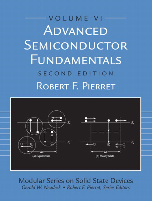 Solution Manual (Complete Download) for Advanced Semiconductor Fundamentals