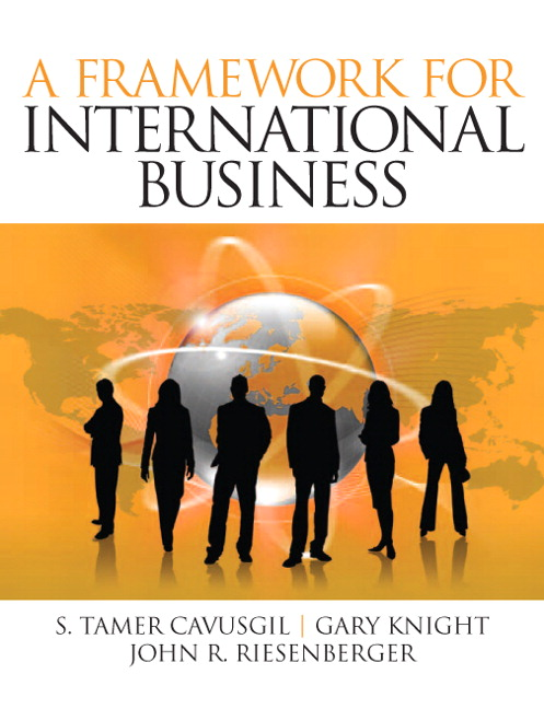 Test Bank (Complete Download) for   A Framework of International Business