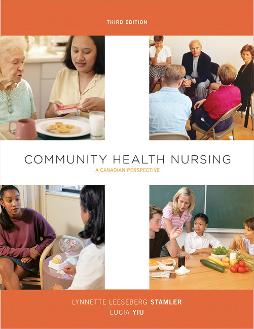 Test Bank (Complete Download) for   Community Health Nursing: A Canadian Perspective