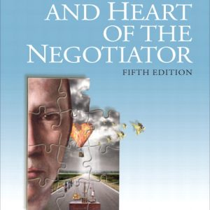 Solution Manual (Complete Download) for   The Mind and Heart of the Negotiator