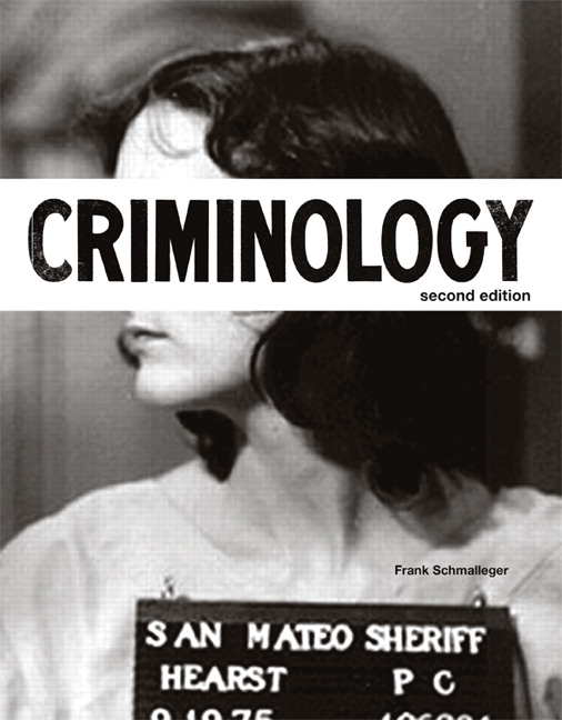 Test Bank (Complete Download) for   Criminology