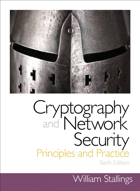Test Bank (Complete Download) for   Cryptography and Network Security: Principles and Practice