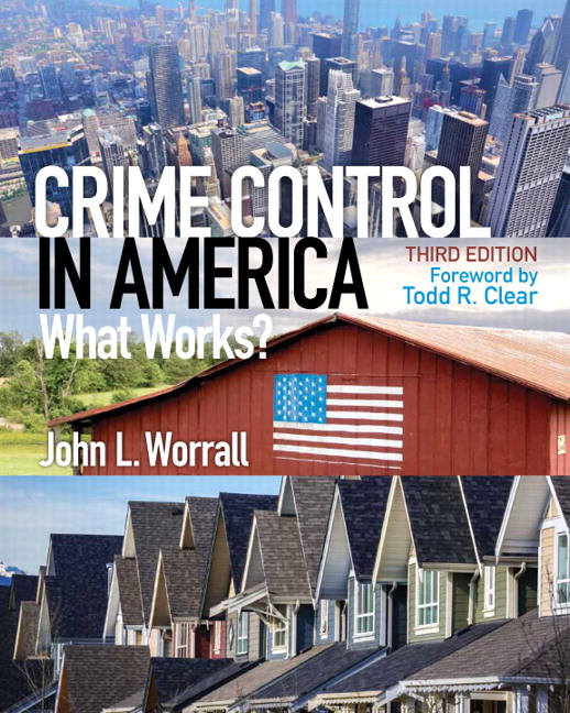Test Bank (Complete Download) for   Crime Control in America: What Works?