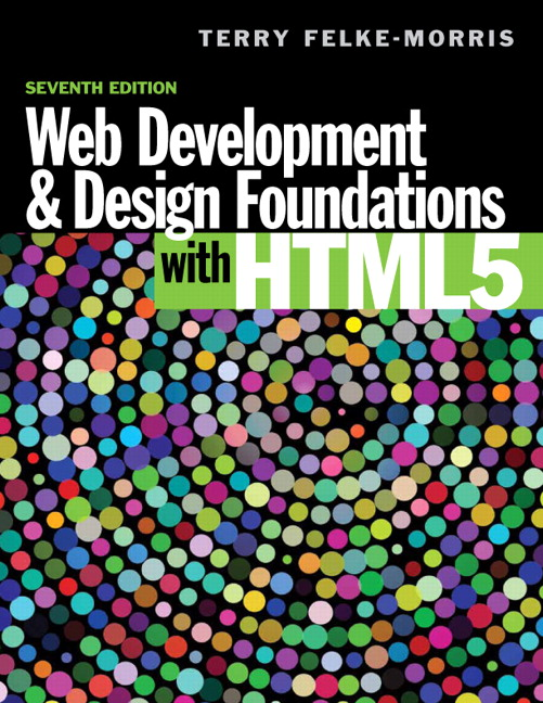 Test Bank (Complete Download) for   Web Development and Design Foundations with HTML5