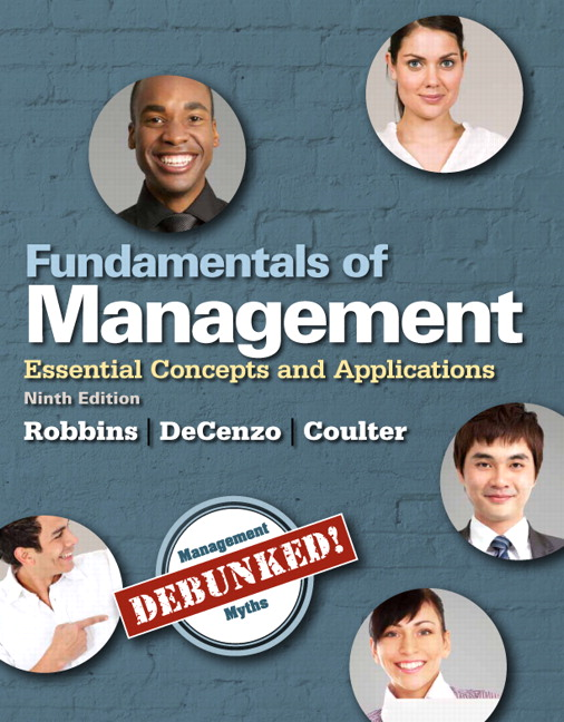 Test Bank (Complete Download) for   Fundamentals of Management: Essential Concepts and Applications