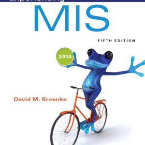 Solution Manual (Complete Download) for   Experiencing MIS
