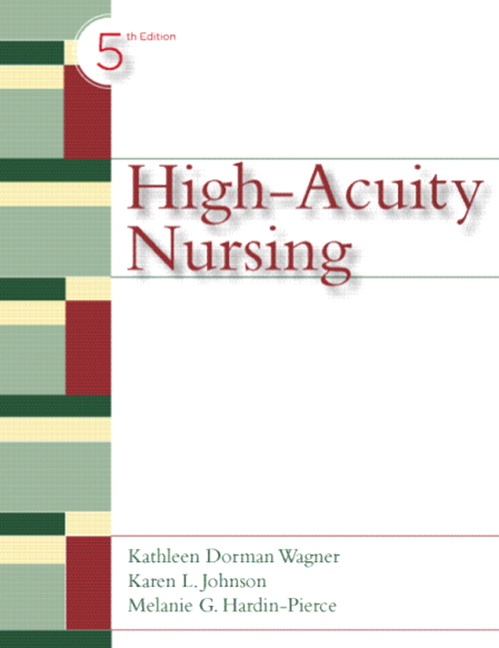 Test Bank (Complete Download) for   High Acuity Nursing