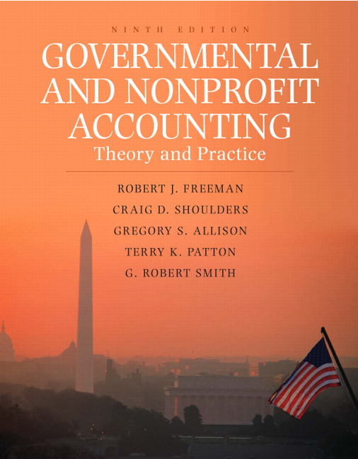 Test Bank (Complete Download) for   Governmental and Nonprofit Accounting: Theory and Practice