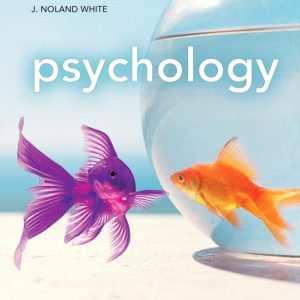 Solution Manual (Complete Download) for   Psychology
