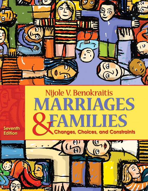Test Bank (Complete Download) for   Marriages and Families: Changes