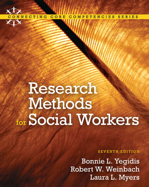 Test Bank (Complete Download) for   Research Methods for Social Workers