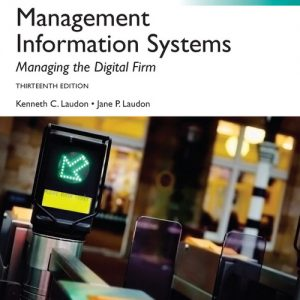Solution Manual (Complete Download) for   Management Information Systems
