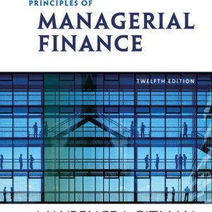 Test Bank (Complete Download) for   Principles of Managerial Finance