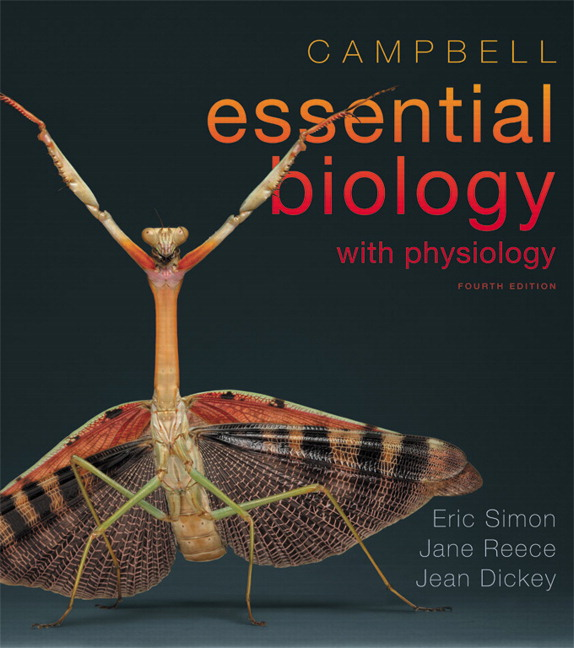 Test Bank (Complete Download) for   Campbell Essential Biology with Physiology