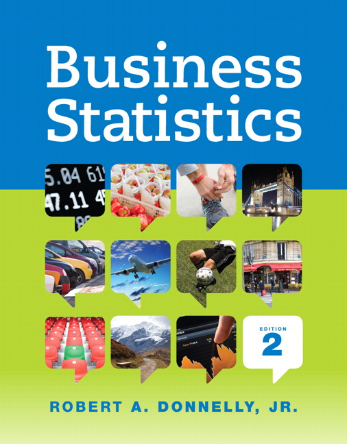 Test Bank (Complete Download) for   Business Statistics