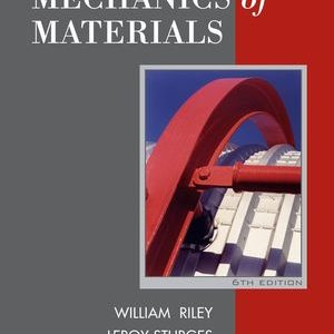 Solution Manual (Complete Download) for   Mechanics of Materials