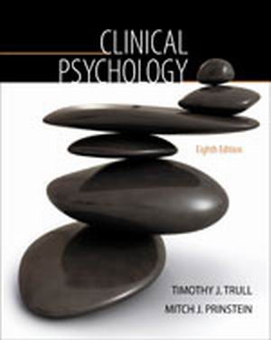 Solution Manual (Complete Download) for   Clinical Psychology